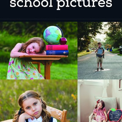 17 Ideas: First Day of School Pictures