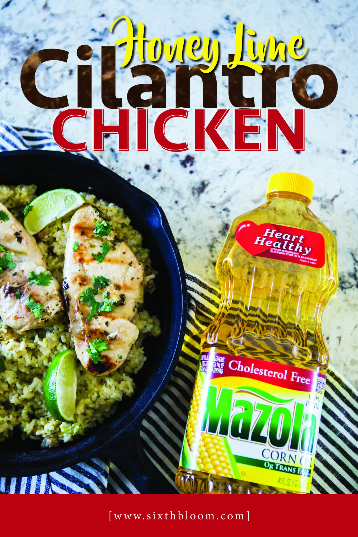 honey lime chicken grilled