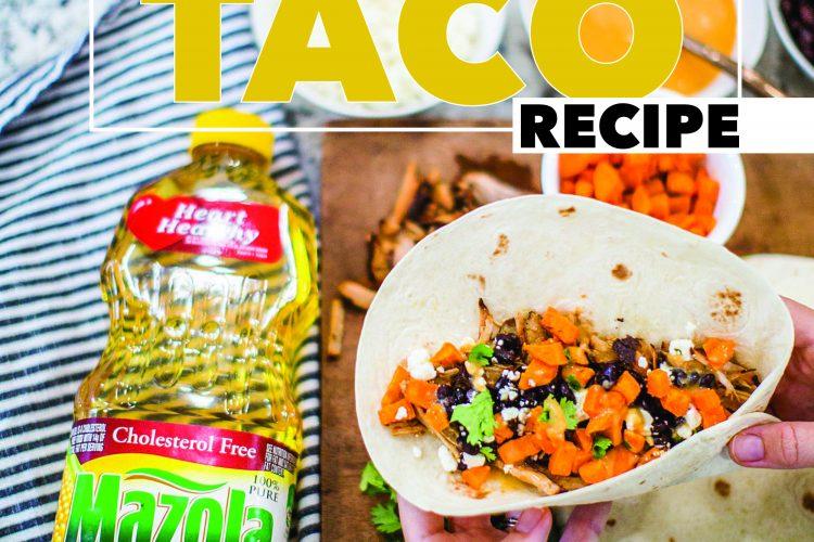 pork taco recipe with mazola oil