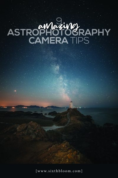 astrophotography milky way picture