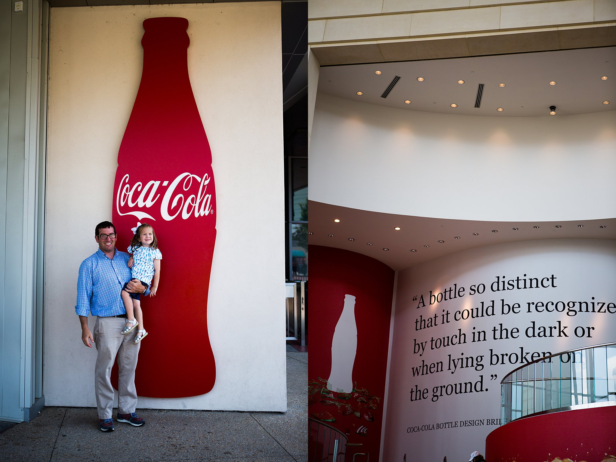 downtown atlanta coca cola museum