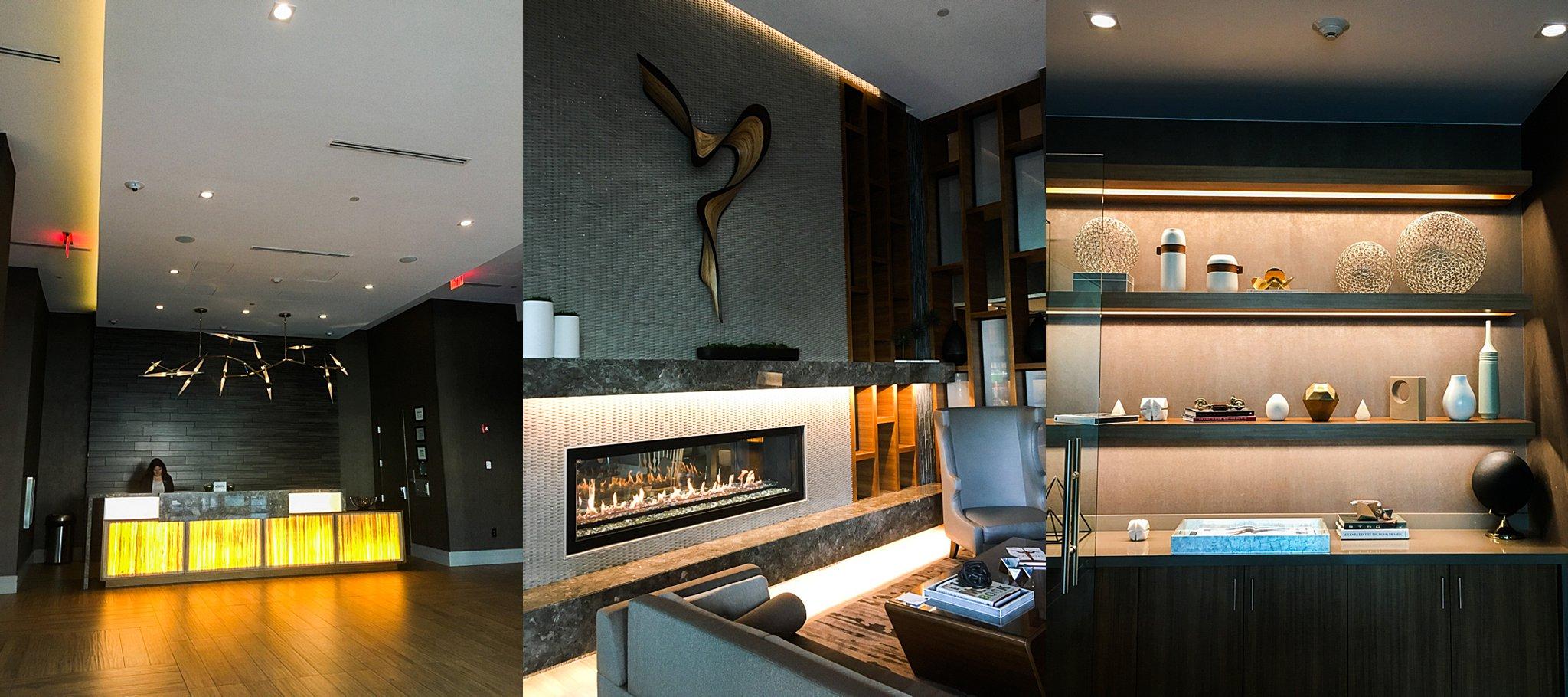 lobby of AC Hotel Buckhead Atlanta