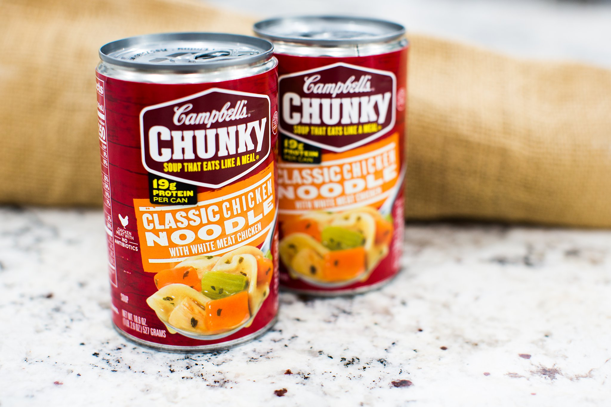 campbell's chunky classic chicken noodle soup