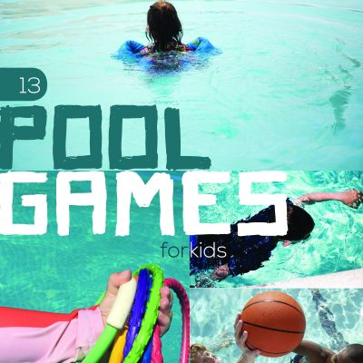 13 Pool Games for Kids