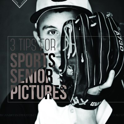 3 Tips for Sports Senior Pictures