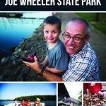 family ideas of things to do at Joe Wheeler State park