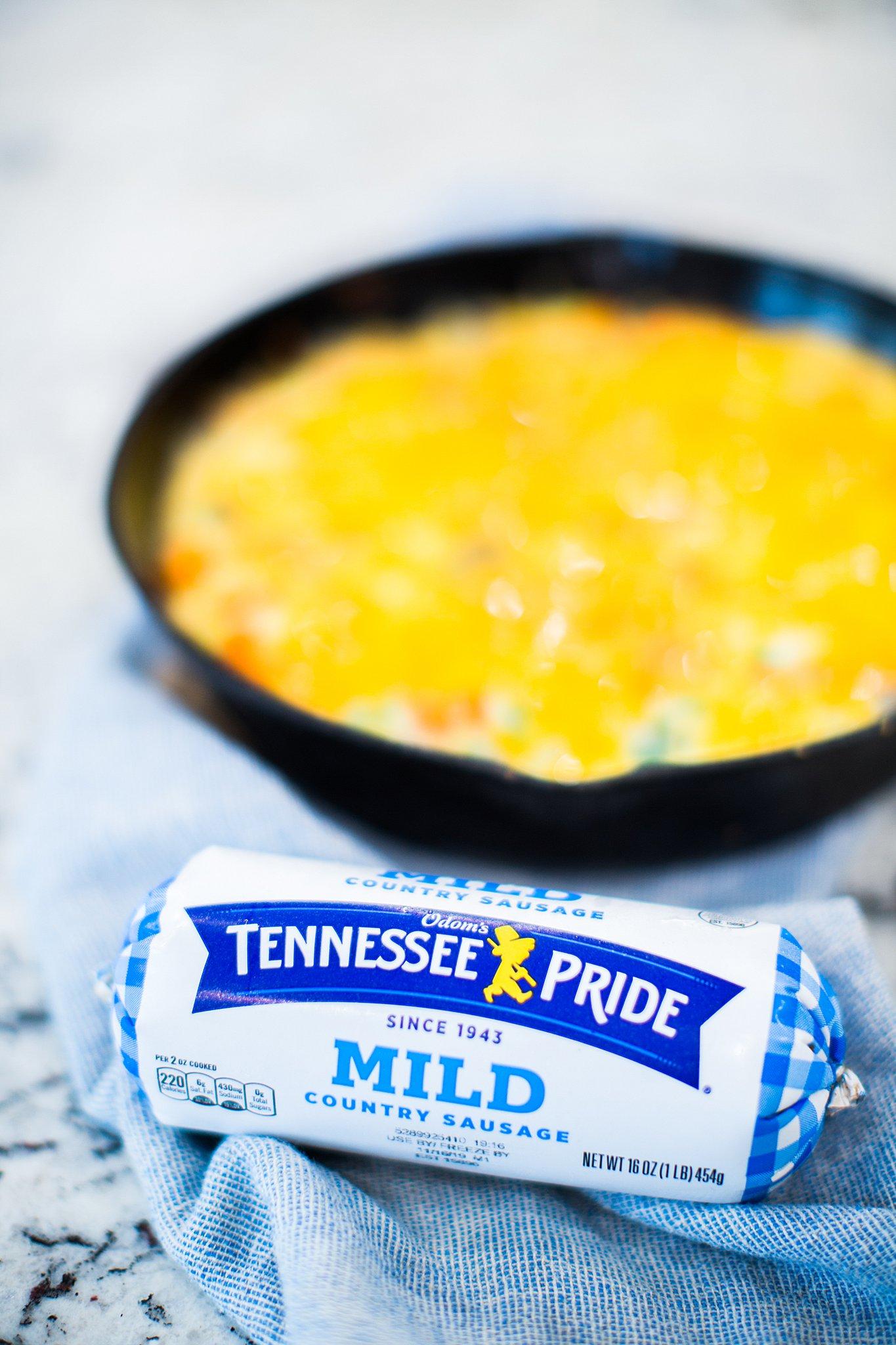 odoms Tennessee pride sausage