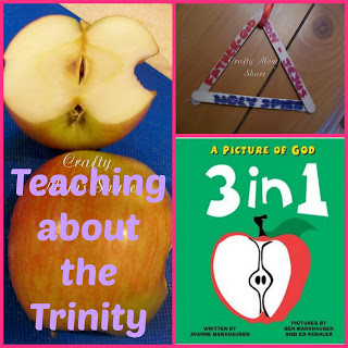 Teaching the Trinity to a Preschooler