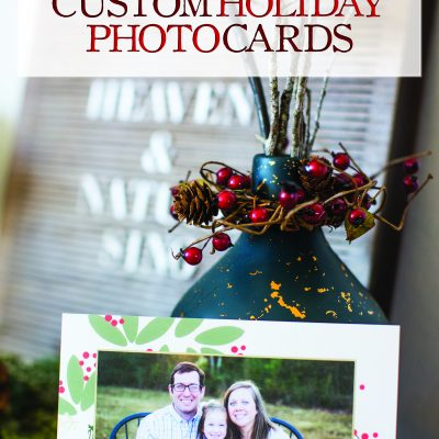 What to Write in Custom Holiday Photo Cards