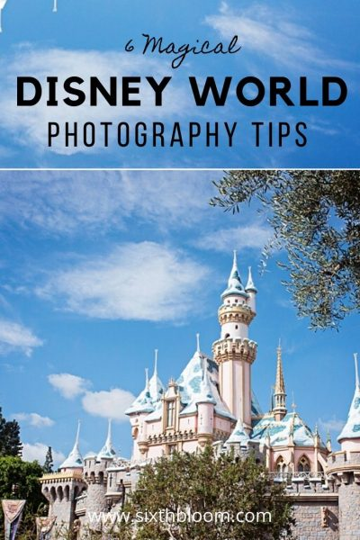 disney world photography tips for a disney vacation or cruise