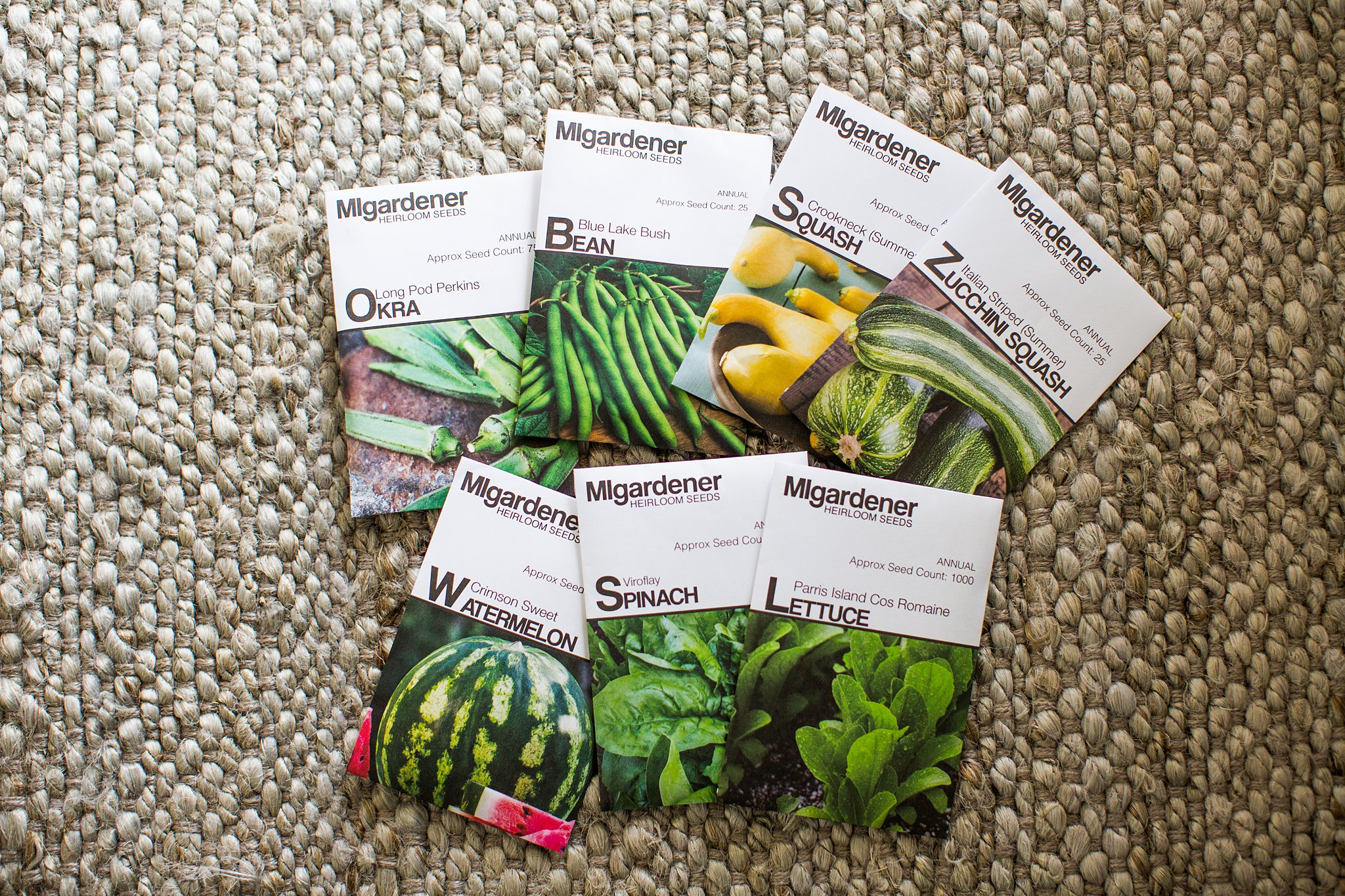 seeds to start a vegetable garden on a budget
